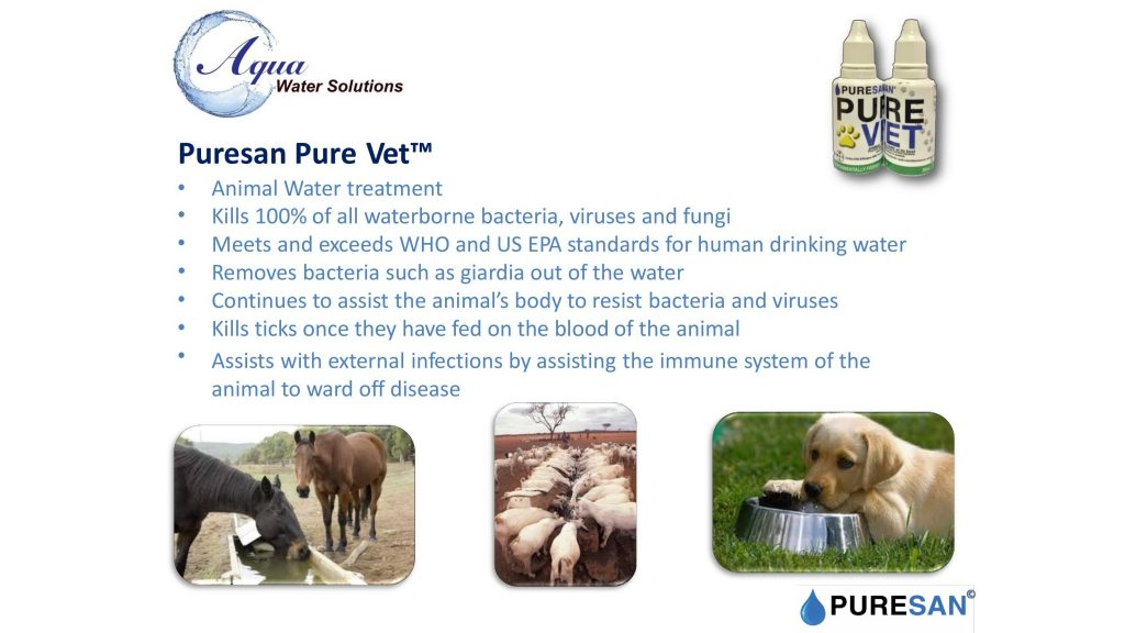 Pure Vet Info